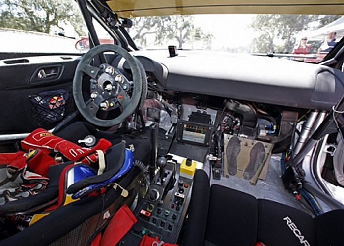 Blog auto april 2009 for Interieur wrc