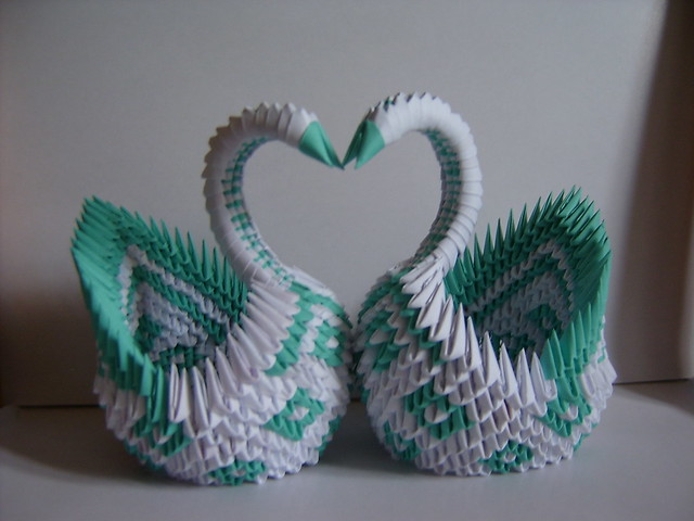 COMPLICATED ORIGAMI « EMBROIDERY & ORIGAMI - photo#35