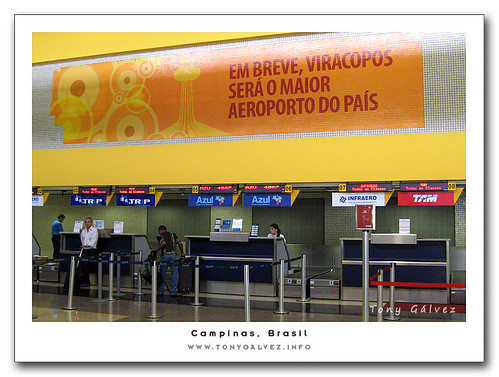 el increíble crecimiento del aeropuerto de Viracopos, en São Paulo