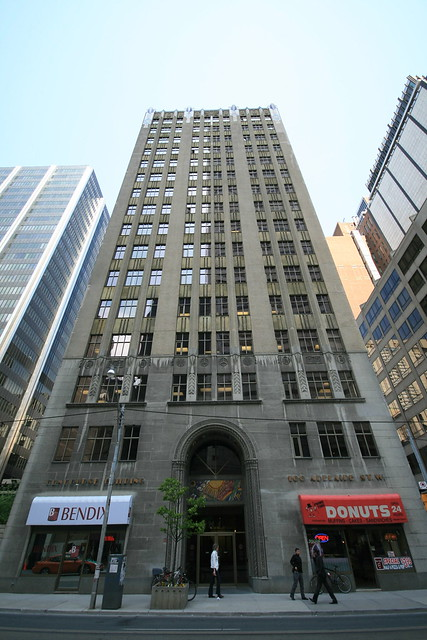 Building  Ba...100 Adelaide Toronto