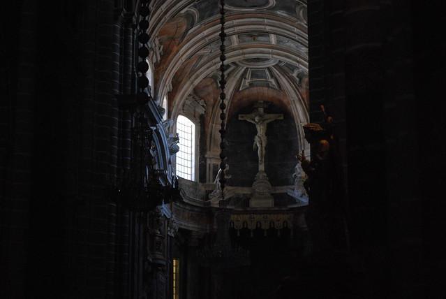 cathedral, Évora, Jul 2008