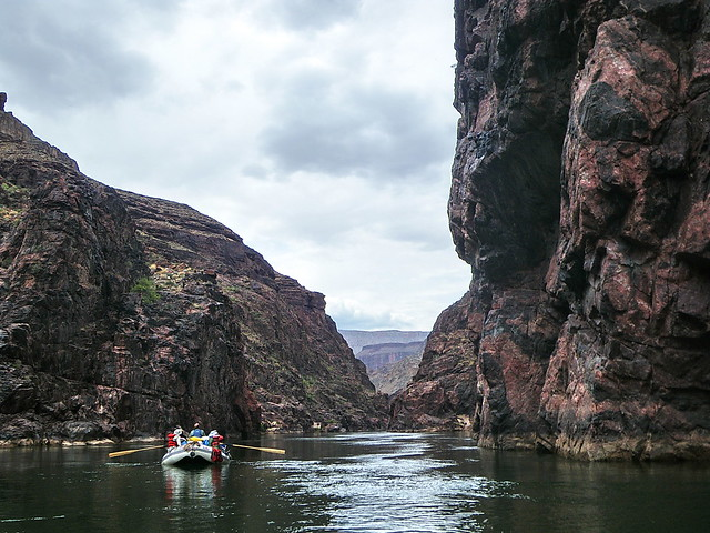 Middle Granite Gorge - Grand Canyon