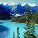 The Rockies ..  Canada .. Moraine Lake by Nick Kenrick..