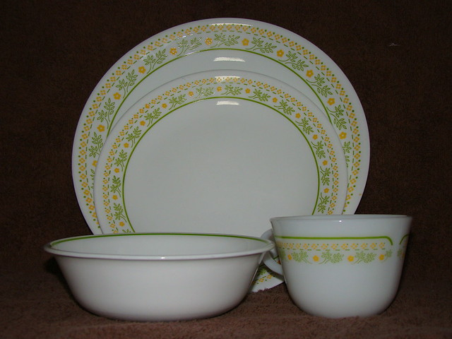 How to Identify Corelle Patterns | eHow.com