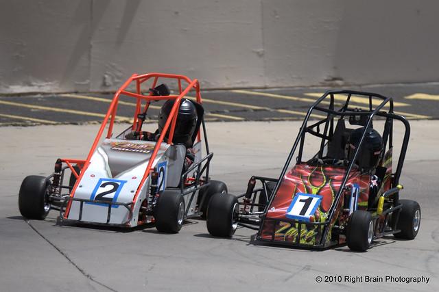 Quarter Midget Race Cars