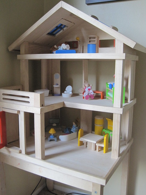 Toy Doll House Plans