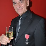 Emilio Hernandez receives honorary MBE