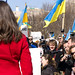 Ukrainian Protest at the White House