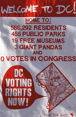 DC Voting Rights by dbking