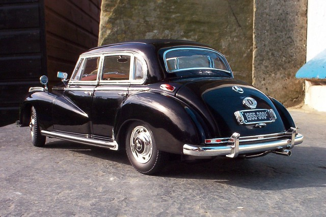 Mercedes benz 300c limousine 1955 2 flickr photo sharing for Mercedes benz 300c
