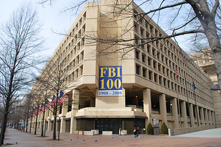 FBI Headquarters, Washington DC 077717