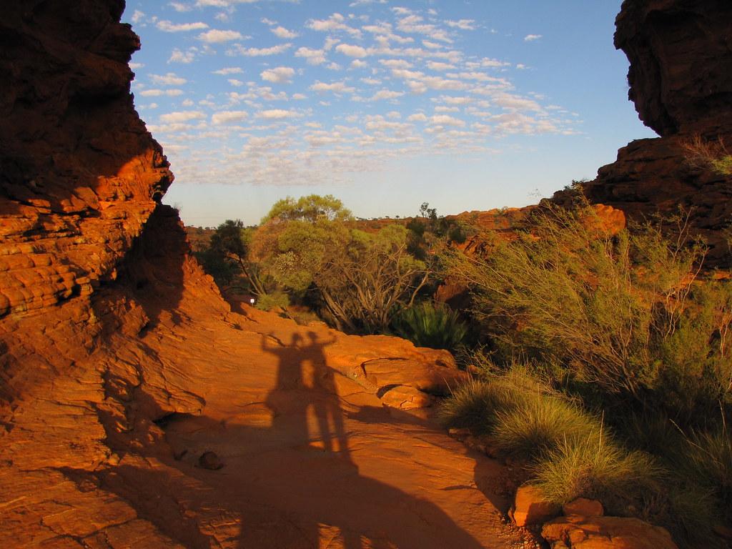 r aliser ses r ves d 39 australie de kings canyon desert oaks rest area. Black Bedroom Furniture Sets. Home Design Ideas