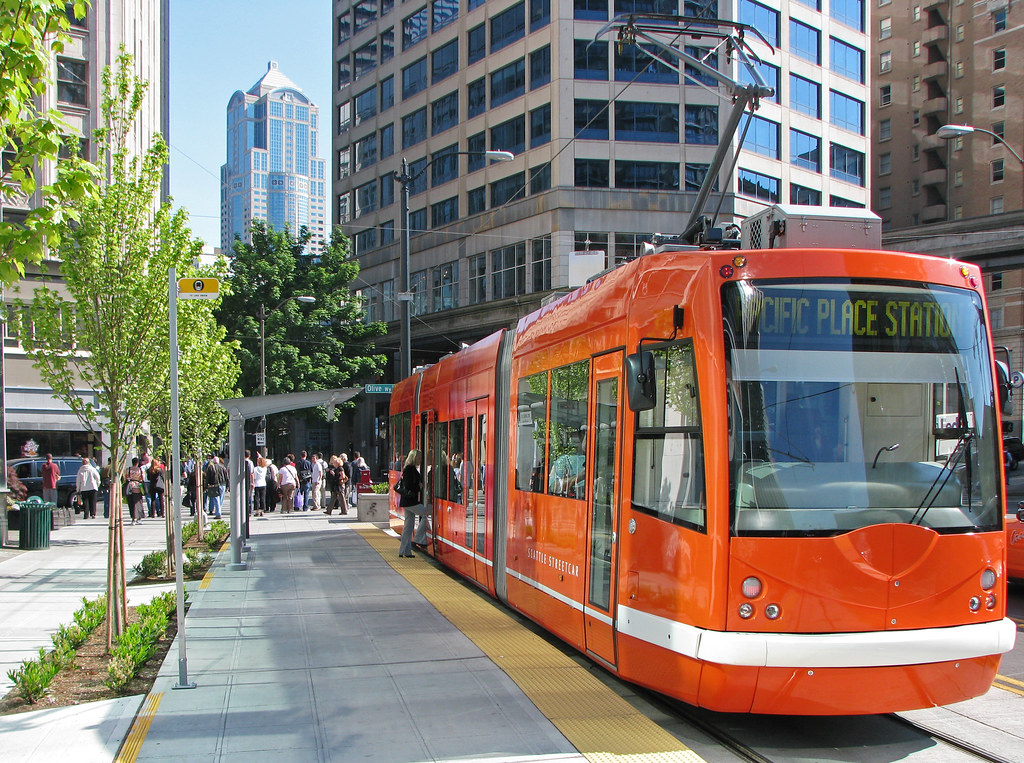 South Lake Union Trolley