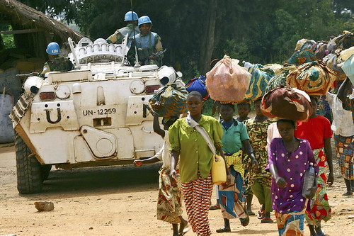 UN Mission in DR Congo Assures Stability During Electoral Period