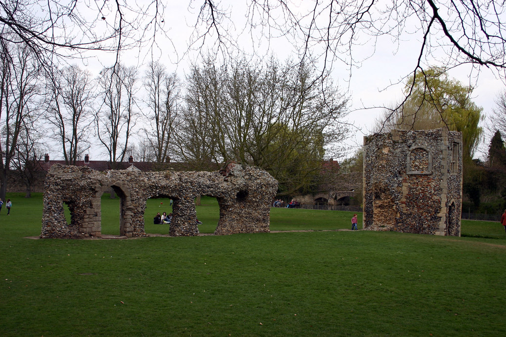 Bury St Edmunds Abbey 1
