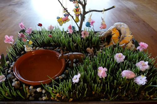 Easter garden ideas image search results for Easter garden designs