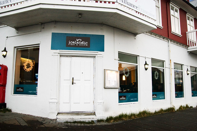 Icelandic fish and chips exterior flickr photo sharing for Icelandic fish and chips