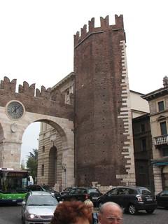 Image of  Portoni della Bra. verona portonidellabrà