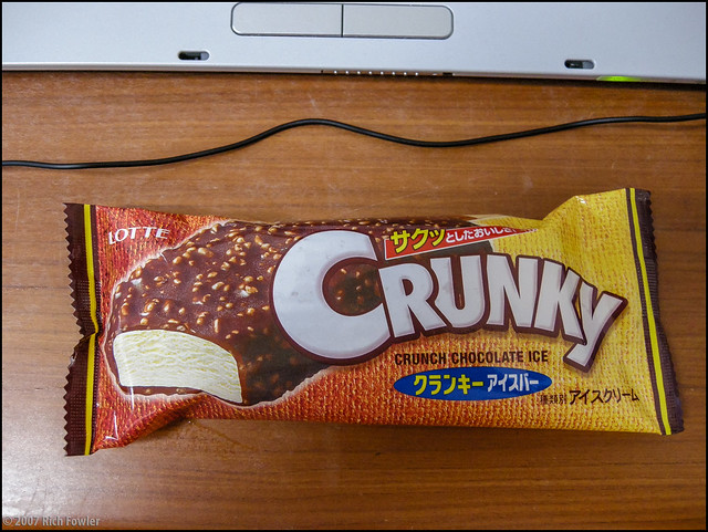 Crunky!
