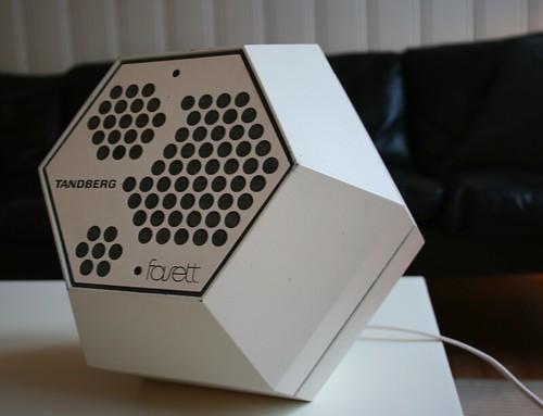 Tandberg Fasett Speaker