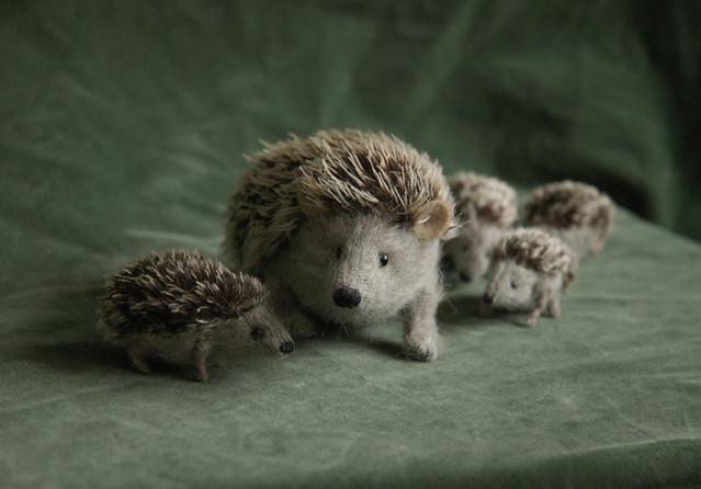 Micro Hedgehog
