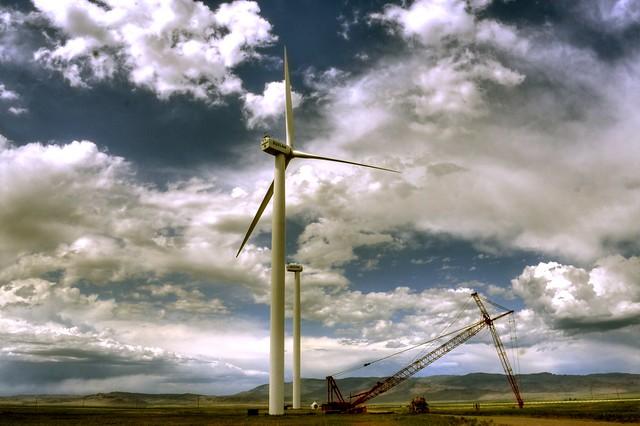 more windturbines