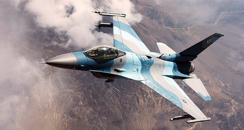 F-16 Fighting Falcon by Air Guard