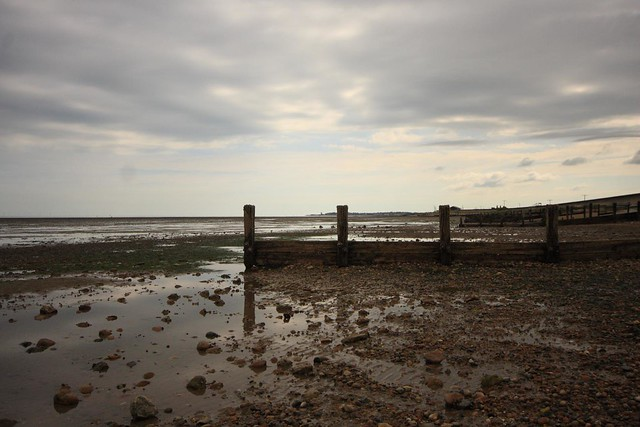 Seasalter foreshore
