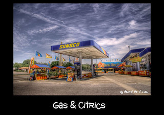 Gas & Citrics / Gasolina & Citricos