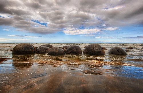 The Mysterious Moraki Boulders
