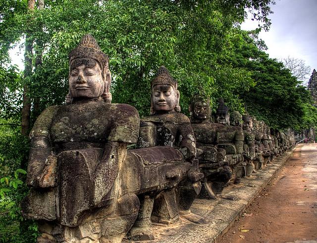 Angkor Wat, Camboya.