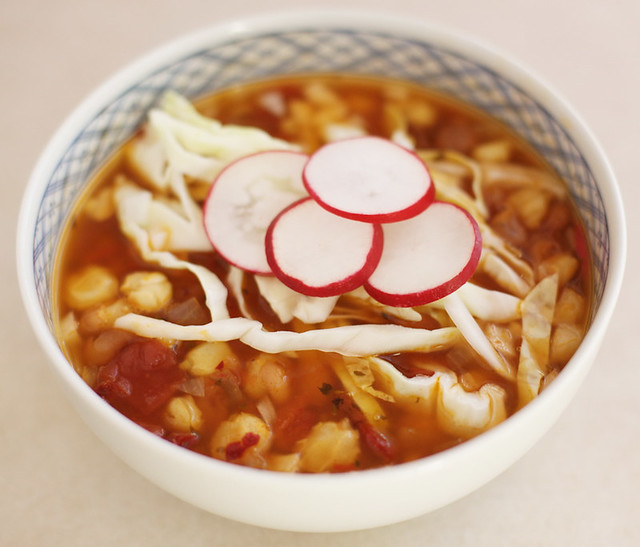 Vegan Red Posole | Recipe Here My Cooking Blog | By: wishmewell95 ...