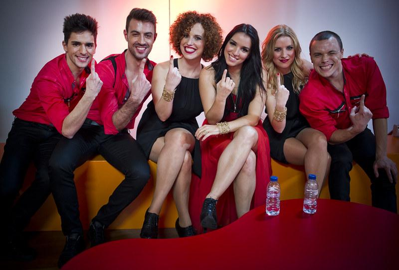 13019882995 47Fe444F5F C Conheça Os Cinco Finalistas Do «Festival Da Canção 2014»