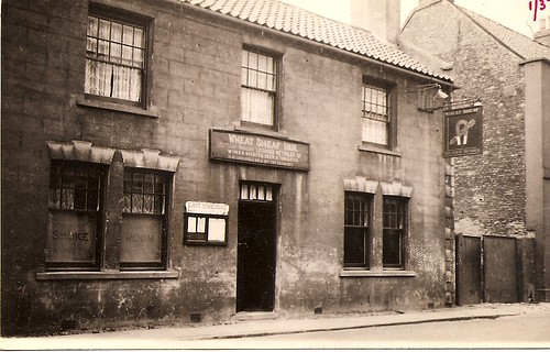 The Wheatsheaf Inn, Howden, Yorkshire, 1935