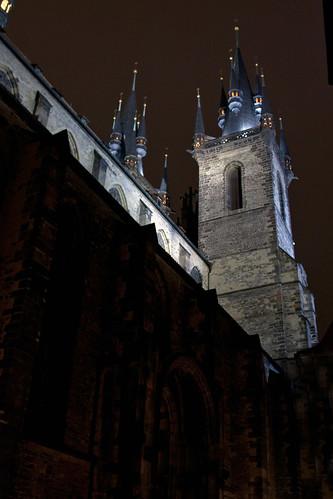 Prague - Tyn Cathedral