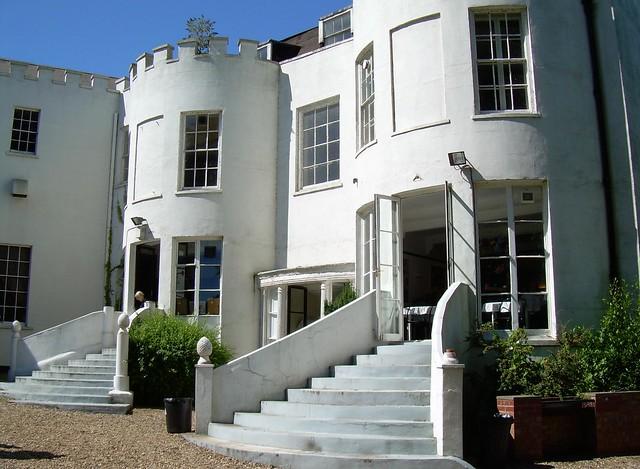 Bray film studios windsor flickr photo sharing for Windsor garden studio