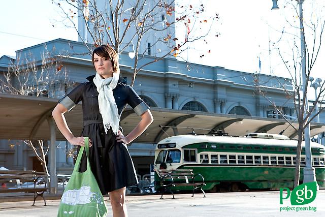 Project GreenBag - San Francisco Bag