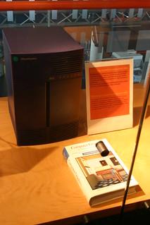 SGI Indigo-2 graphics computer (1995)