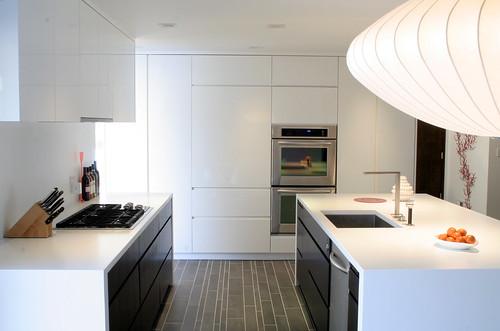 Design keukens foto s en voorbeelden - Voorbeeld keuken in l ...