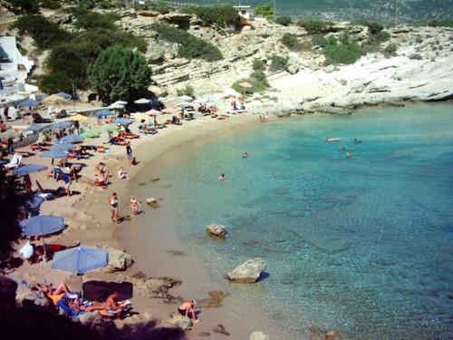 Νότιο Αιγαίο - Κάρπαθος - Αμμοοπή Η παραλία της Μικρής Αμμοοπής 1