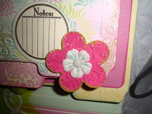 Embellishment close up