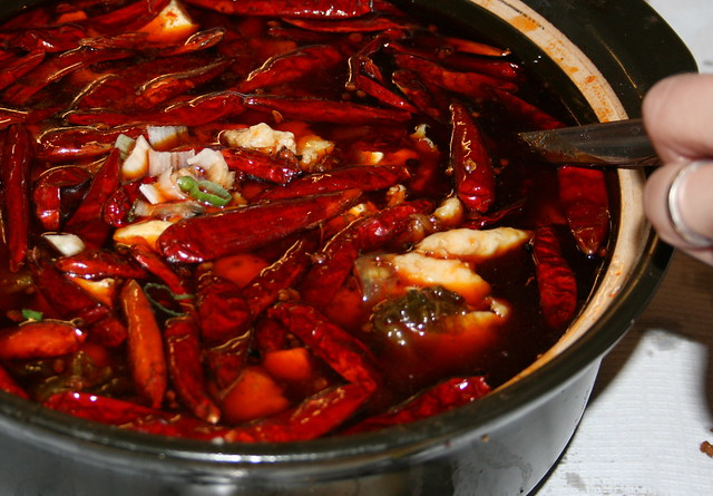 Chilli Cool - Grouper Hot Pot
