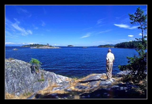 Nanoose Bay Vancouver Island Canada
