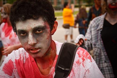 Teen Boy Zombie
