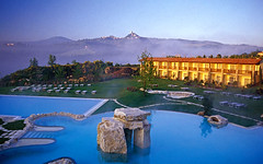 Hotel Adler Thermae, Tuscany, Italy