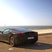 Ferrari F430 at the beach