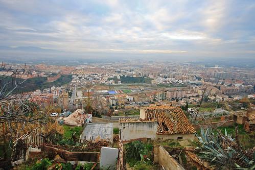 spain europe andalucia espana alhambra granada