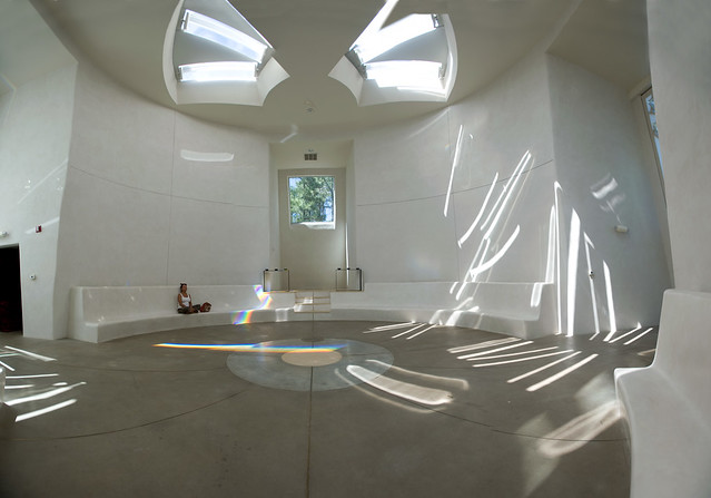 Dwan Light Sanctuary Interior Panorama Our Research For