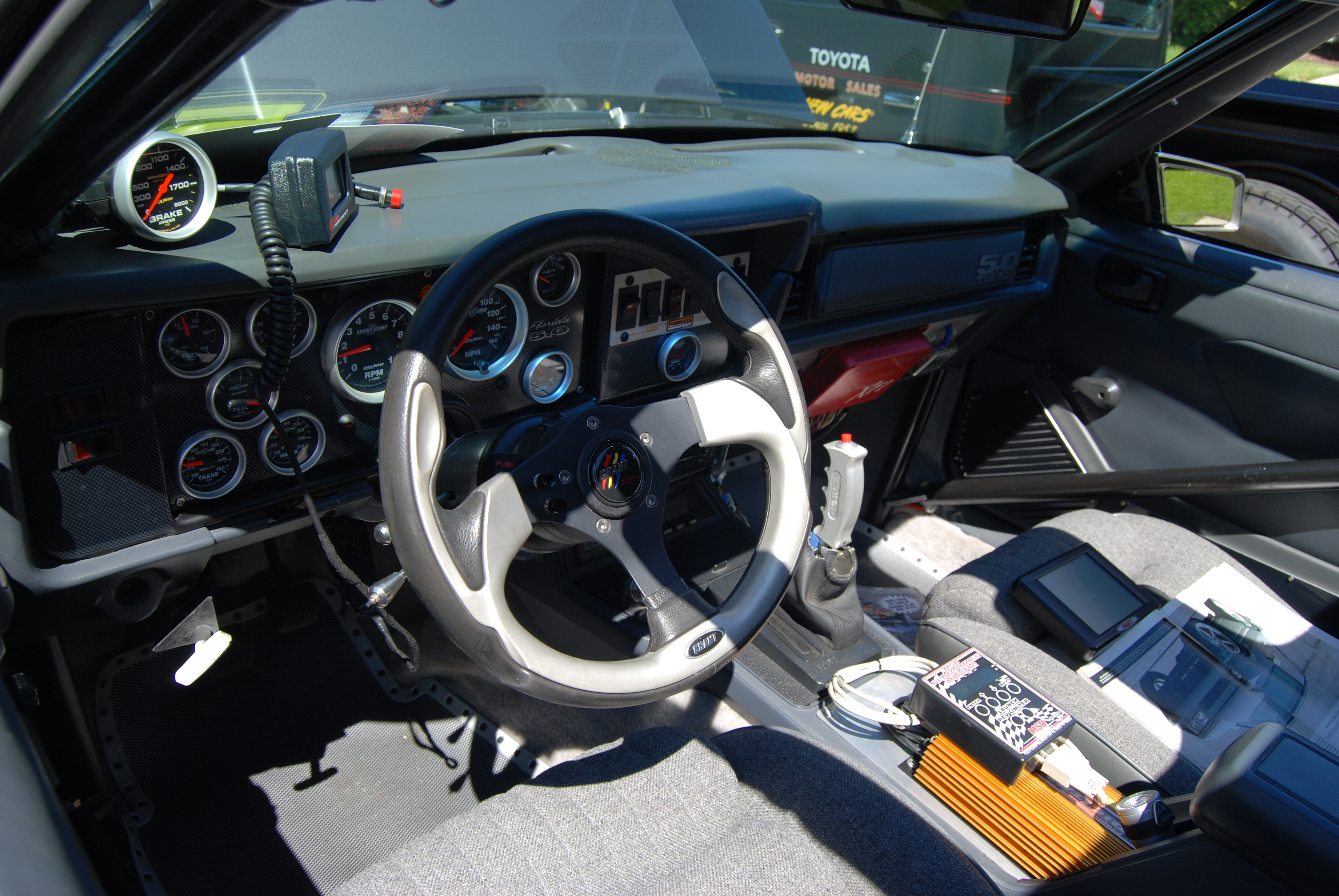 Foxbody Mustang Interior 0 Google Search Mustangs From