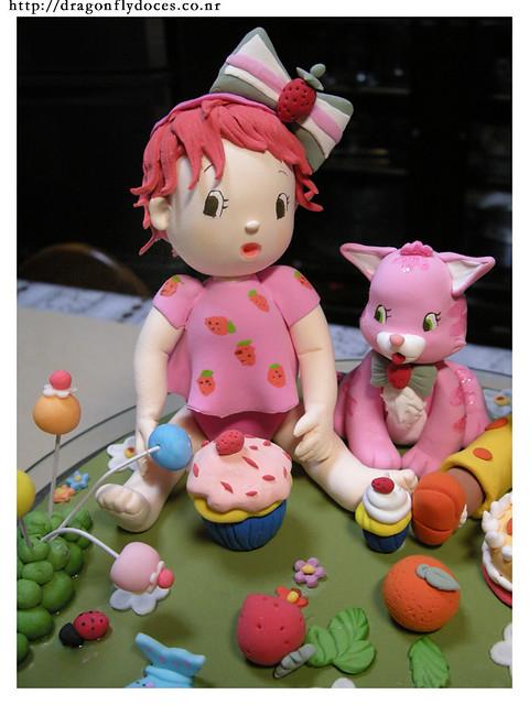 Baby Strawberry Shortcake/ Moranguinho Baby